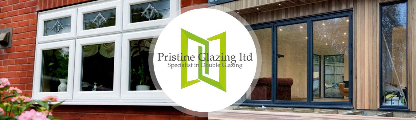 pristine glazing logo
